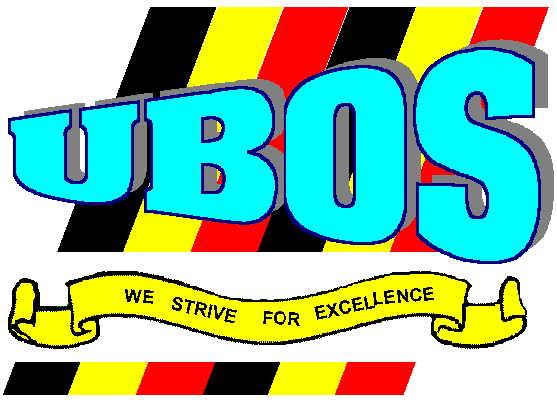 UBOS logo