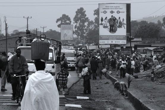 Market In Uganda