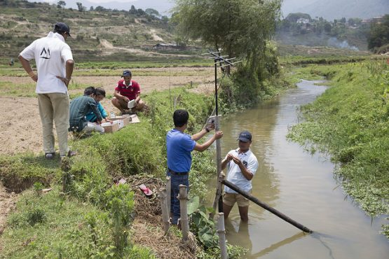 using-hydrological-data-to-reduce-disaster-risk-in-nepal